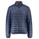 """Meru M's Seattle Padded Jacket Dress Blue"""